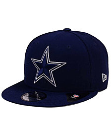 New Era Dallas Cowboys Preferred Trick 9FIFTY Snapback Cap