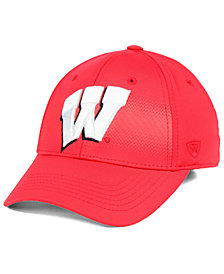 Top of the World Wisconsin Badgers Life Stretch Cap