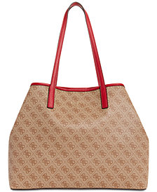 GUESS Vikky Signature Tote