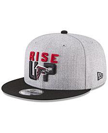 New Era Boys' Atlanta Falcons Draft 9FIFTY Snapback Cap