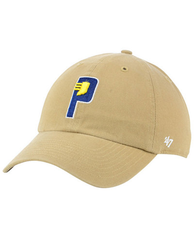 '47 Brand Indiana Pacers Mash Up CLEAN UP Cap