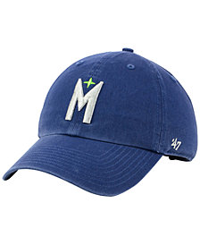 '47 Brand Minnesota Timberwolves Mash Up CLEAN UP Cap