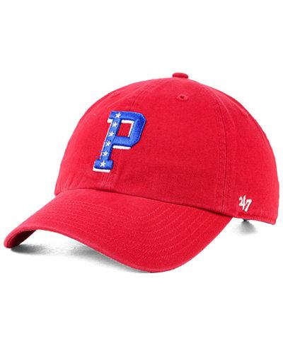 '47 Brand Philadelphia 76ers Mash Up CLEAN UP Cap
