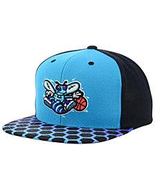 Mitchell & Ness Charlotte Hornets Winning Team Snapback Cap