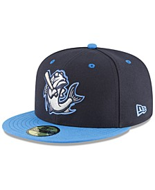 Tampa Tarpons AC 59FIFTY Fitted Cap