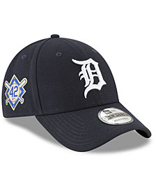 New Era Detroit Tigers Jackie Robinson Collection 9FORTY Cap