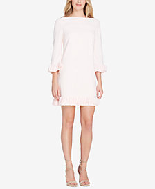 Tahari ASL Petal-Disk Sheath Dress