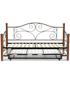 Doral-Twin Euro DayBed, Quick Ship