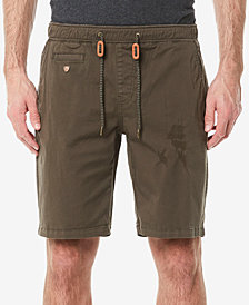 Buffalo David Bitton Men's Drawstring Shorts