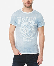 Buffalo David Bitton Men's Turing Graphic-Print T-Shirt