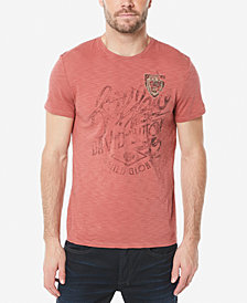 Buffalo David Bitton Men's Tulof Graphic-Print T-Shirt