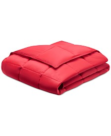 "Premier Comfort Packable 50"" x 60"" Quilted Down-Alternative Throw"