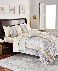 Brentwood 5-Pc. King Quilt Set