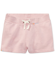 Polo Ralph Lauren Big Girls French Terry Shorts