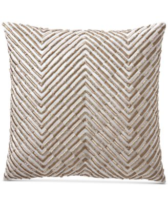 """Opalescent 18"""" Square Decorative Pillow, Created for Macy's"""