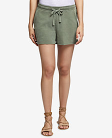 Sanctuary High-Rise Cotton Shorts