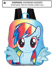 My Little Pony Little & Big Girls Rainbow Dash Backpack
