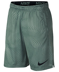 "Nike Men's Dry Printed Training 9"" Shorts"