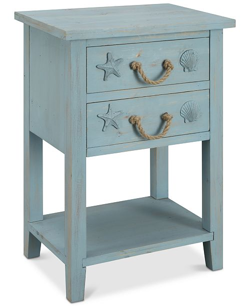 Coast to Coast Breakers 2-Drawer Chest, Quick Ship