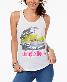 Hybrid Juniors' Disney The Jungle Book Graphic Tank Top