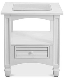 Bayside End Table, Quick Ship