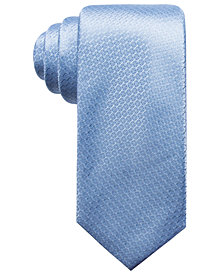 Alfani Men's Argyle Slim Silk Tie, Created for Macy's