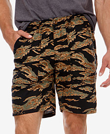 "Lucky Brand Men's Tiger Cargo 10"" Shorts"