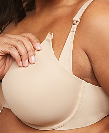 Full Coverage Back Smoothing Nursing Bra