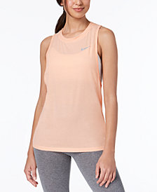 Nike Tailwind Breathe Racerback Running Tank Top