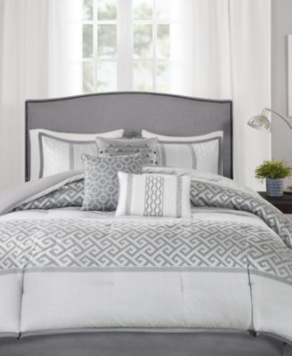 Bennett 7-Pc. Queen Comforter Set