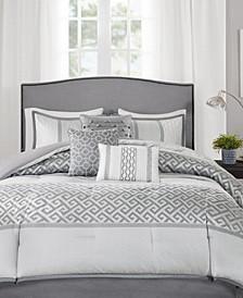 Bennett 7-Pc. Comforter Set