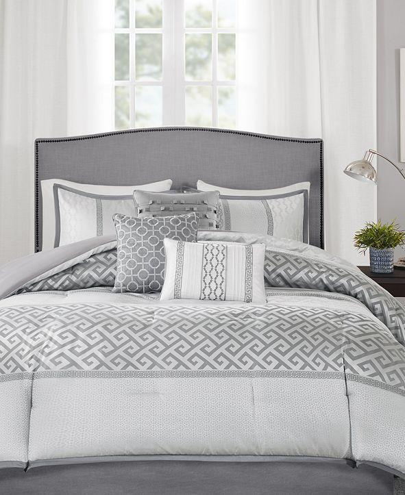 Madison Park Addison 7-Pc. California King Comforter Set