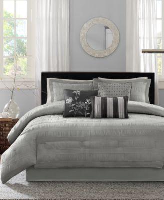Hampton 7-Pc. California King Comforter Set