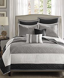 Madison Park Attingham 7-Pc. Coverlet Sets