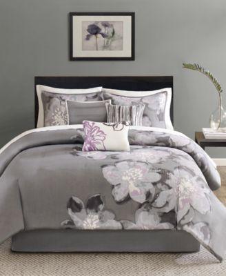 Serena 7-Pc. King Comforter Set