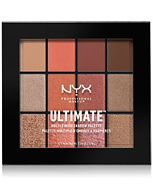 NYX Professional Makeup Ultimate Multi-Finish Shadow Palette