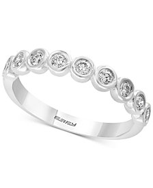 Bubbles by EFFY® Diamond Bezel Band (1/3 ct. t.w.)