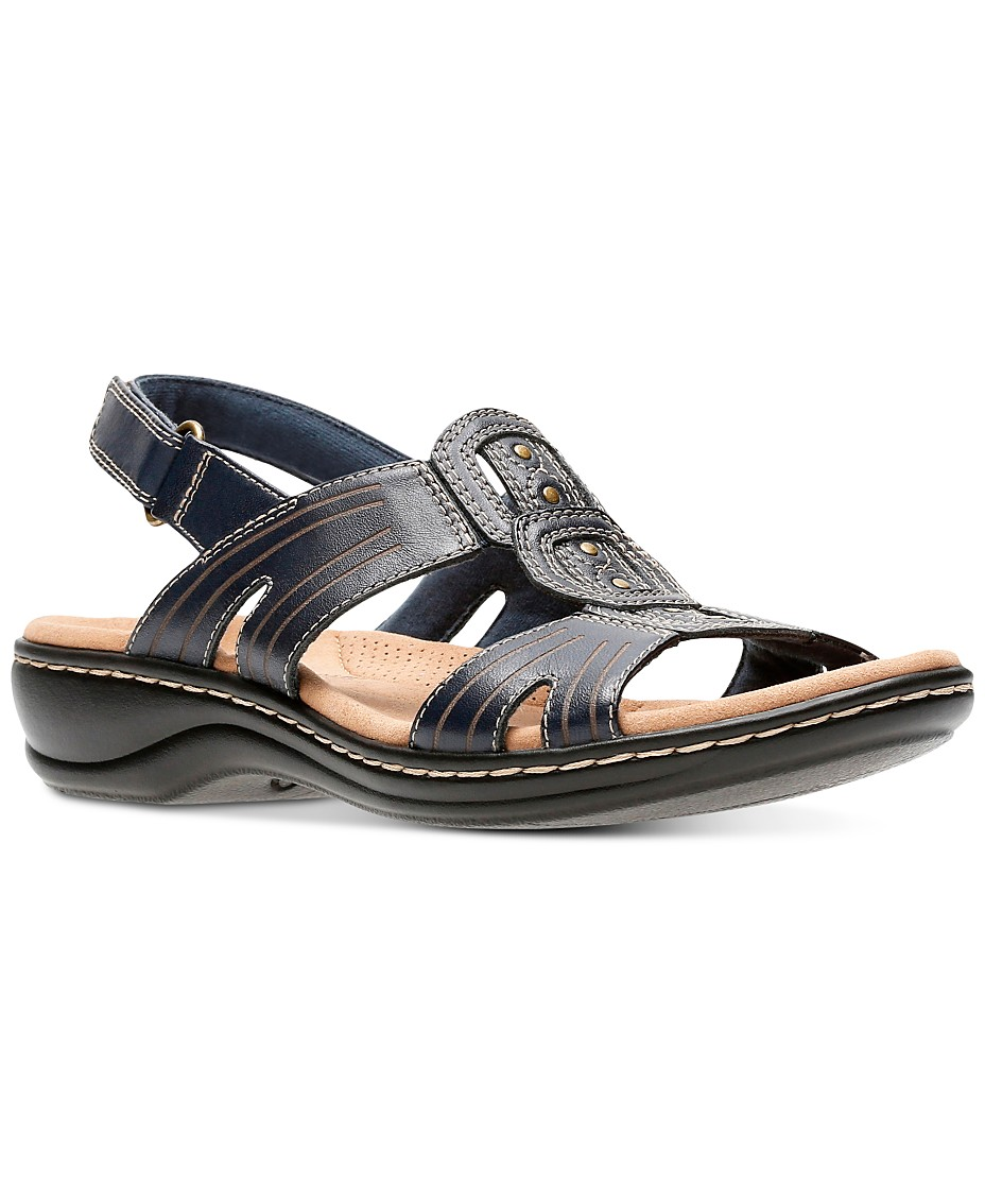 873bcab069316f Clarks Collection Women's Leisa Vine Sandals