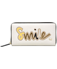 Radley London Zip Around Smile Wallet