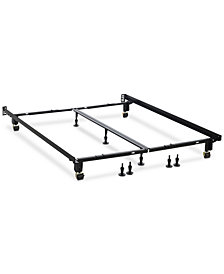 Serta® Stable-Base® Ultimate Bed Frames With Roll & Glide, Quick Ship