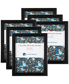 "6-Pc. 8"" x 10"" Picture Frame Wall Gallery Set"
