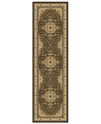 """CLOSEOUT!!!  Sanford Clarion 2'3"""" x 7'7"""" Runner Rug, Created for Macy's"""