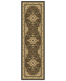"CLOSEOUT!!!  KM Home Sanford Clarion 2'3"" x 7'7"" Runner Rug, Created for Macy's"