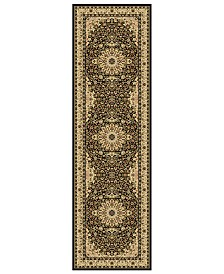 """CLOSEOUT!!!  KM Home Sanford Clarion 2'3"""" x 7'7"""" Runner Rug, Created for Macy's"""