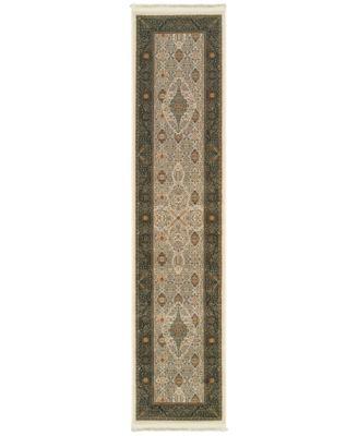 Masterpiece Tabriz Ivory Area Rug