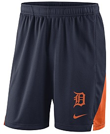 Nike Men's Detroit Tigers Dry Franchise Shorts