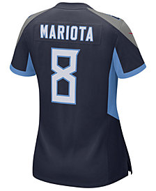 Nike Women's Marcus Mariota Tennessee Titans Game Jersey