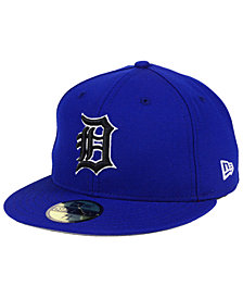 New Era Detroit Tigers Royal Pack 59FIFTY Fitted Cap