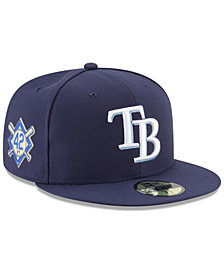 New Era Tampa Bay Rays Jackie Robinson Day 59FIFTY FITTED Cap