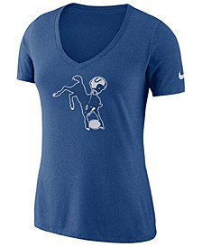 Women's Indianapolis Colts Historic Logo T-Shirt